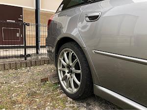 レガシィツーリングワゴン BP5 2004年型(アプライドB) GT(5MT)のカスタム事例画像 ミソさん@BPさんの2020年02月25日18:01の投稿