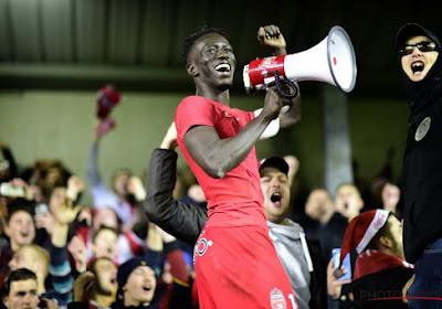 """Mbaye Leye, héros du Canonnier:  """"Un grand match... de toute l'équipe"""""""