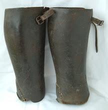 Photo: Sare Bőr lábszár