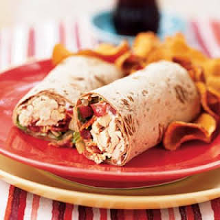 Chicken and Bacon Roll-Ups.