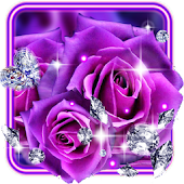 Diamonds And Roses Live Wallpaper Android APK Download Free By SweetMood
