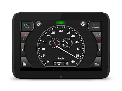 GPS Speed Pro Screenshot
