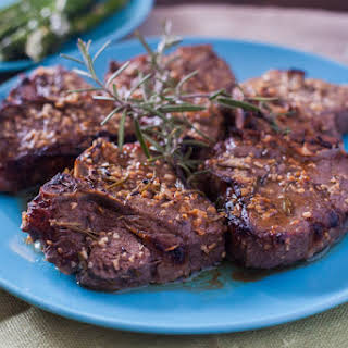 Easy Lamb Chops Recipe for the Oven.