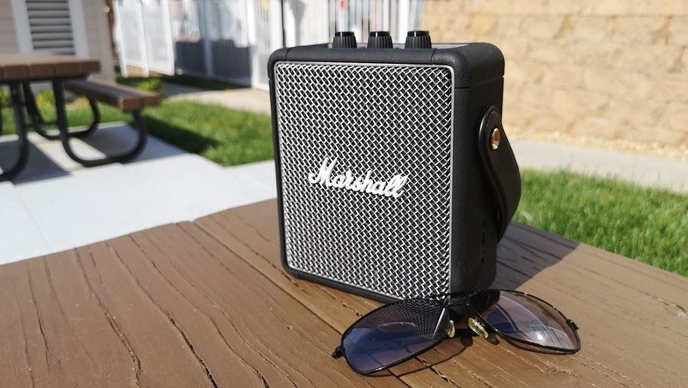 Altavoz Marshall Stockwell II para calidad de sonido