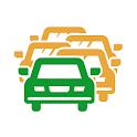 渋滞情報マップ(渋滞・高速道路・渋滞予測) icon