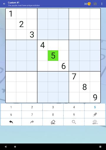 Sudoku Free - Classic Brain Puzzle Game screenshot 12