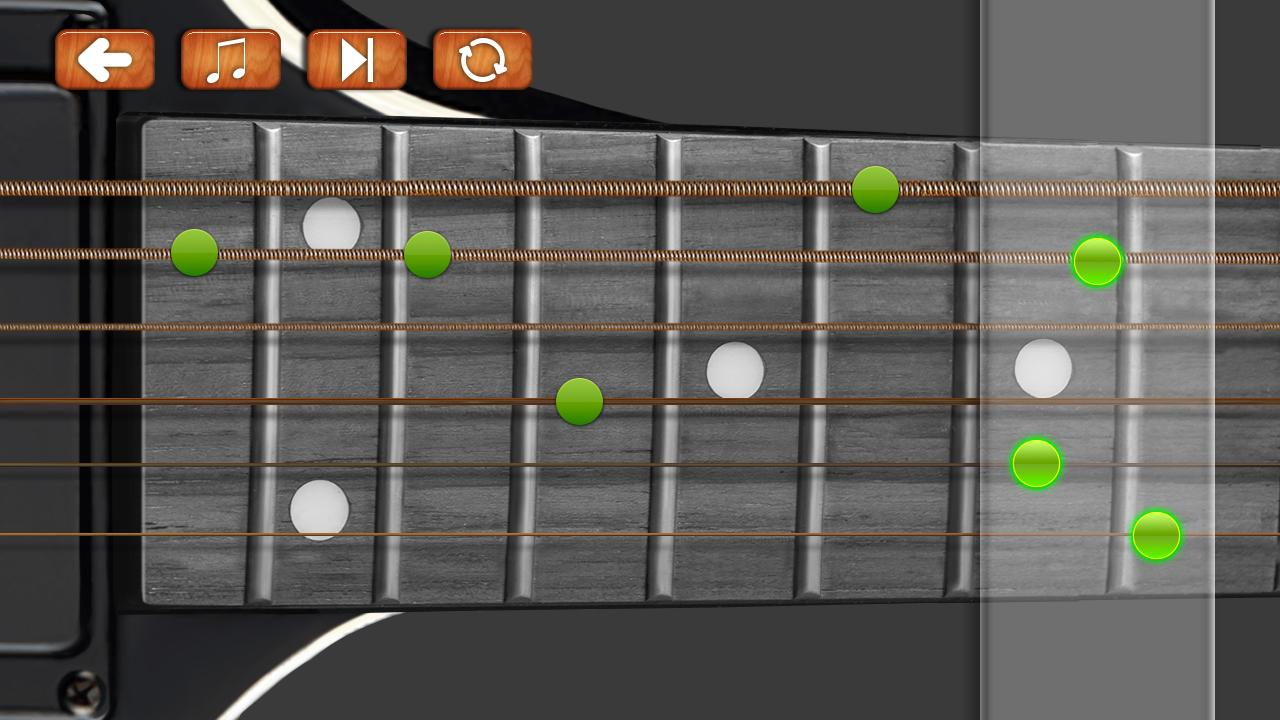 play guitar simulator android apps on google play. Black Bedroom Furniture Sets. Home Design Ideas