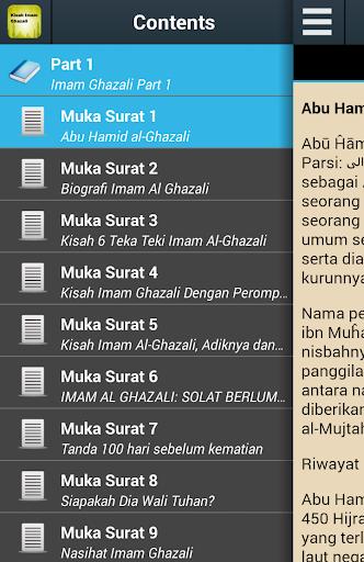Kisah Imam Ghazali