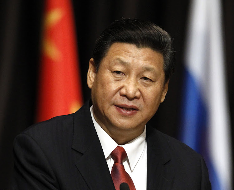 President Xi Jinping. Picture: REUTERS