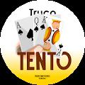 Truco Tento - Marcador para jogos de baralho