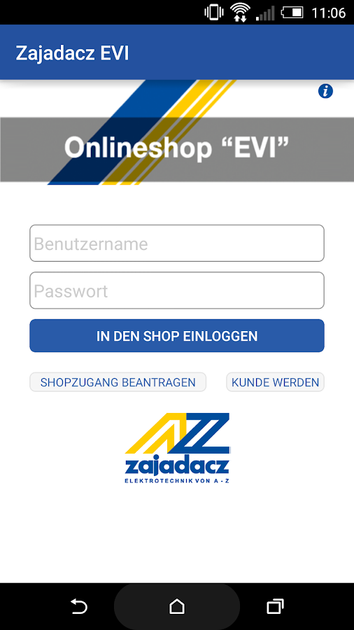 Zajadacz EVI- screenshot