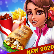 Cooking Games for Girls - Craze Food Kitchen Fever