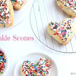 Sprinkle Scones