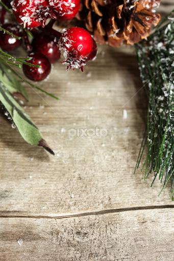Christmas Background By Vrinda Mahesh