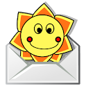 Shiny Postcards icon