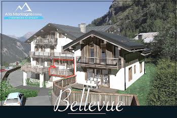 appartement à Peisey-Nancroix (73)