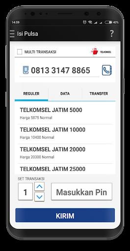 mobileTopup  screenshots 3