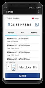 mobileTopup - náhled