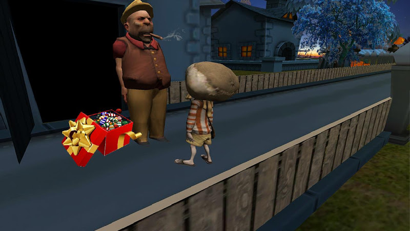 Download Trick or Treat : 3D Halloween Game Cheat APK MOD
