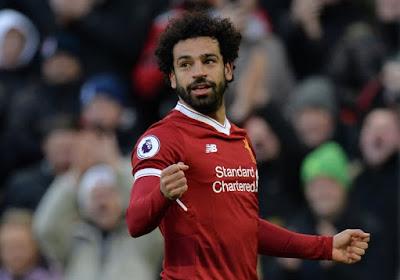 La blessure de Salah n'inquiète pas trop Liverpool