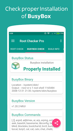 Root Checker 2.9 screenshots 2