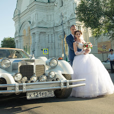 Wedding photographer Galina Kostrykina (LediGala). Photo of 21.08.2015