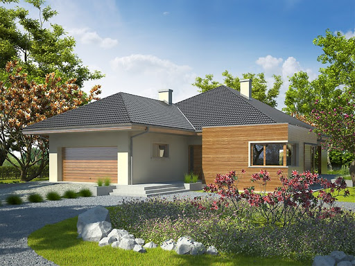 projekt Margaret G2 Leca® Dom