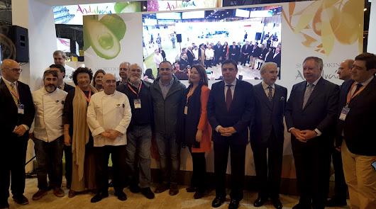 El eslogan del Congreso Gastronómico Andalucía Sabor: Raíces de calidad