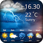 Live Rain Weather Forecast - Real Time Radar icon