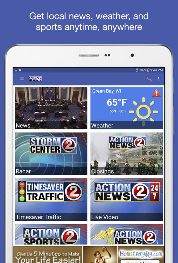 WBAY | Action 2 News On the Go- screenshot