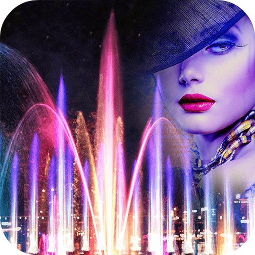 Water Fountain Frames for Pictures Icon