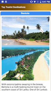 Sri Lanka Popular Tourist Places and Tourism Guide - náhled