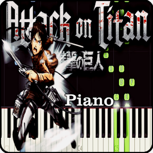 Anime Attack On Titan Piano Game Apps Bei Google Play