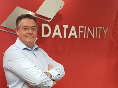 Allen Pascoe, head of the Robotic Process Automation unit, Datafinity