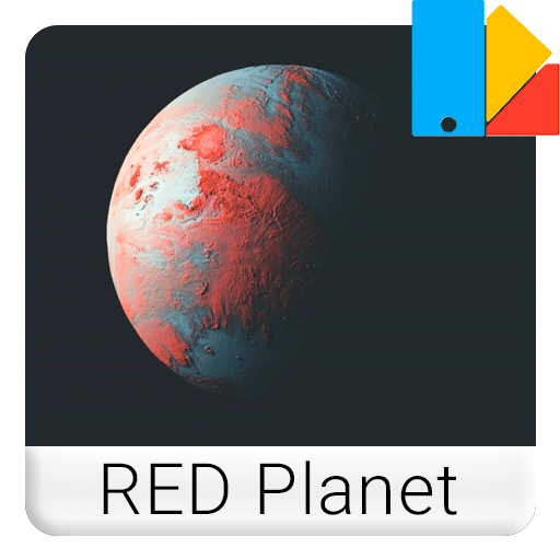 Red Planet Xperia™ Theme