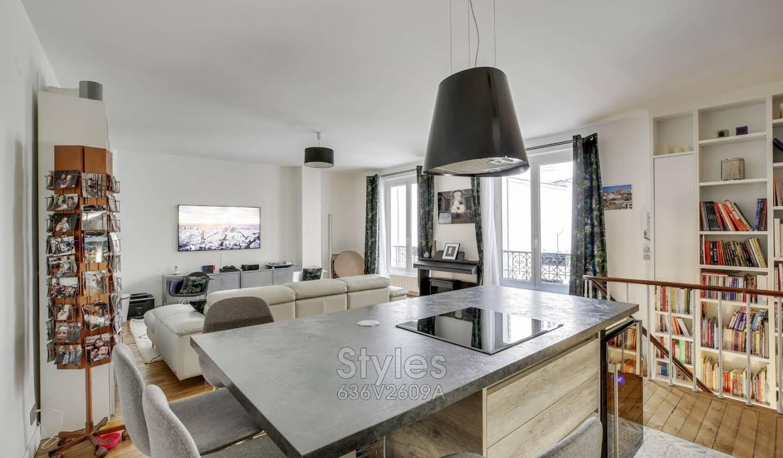 Apartment Paris 10th