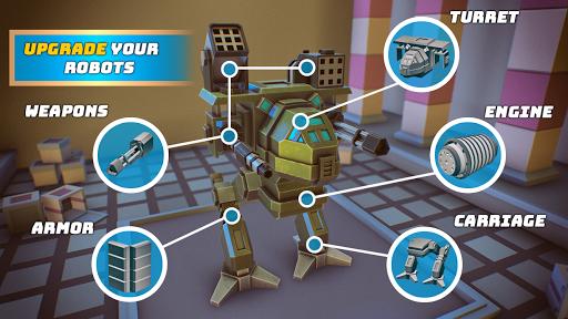 Robots.io - Battle of Titans  screenshots 2