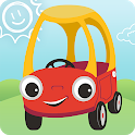 Little Tikes Racers, car game icon