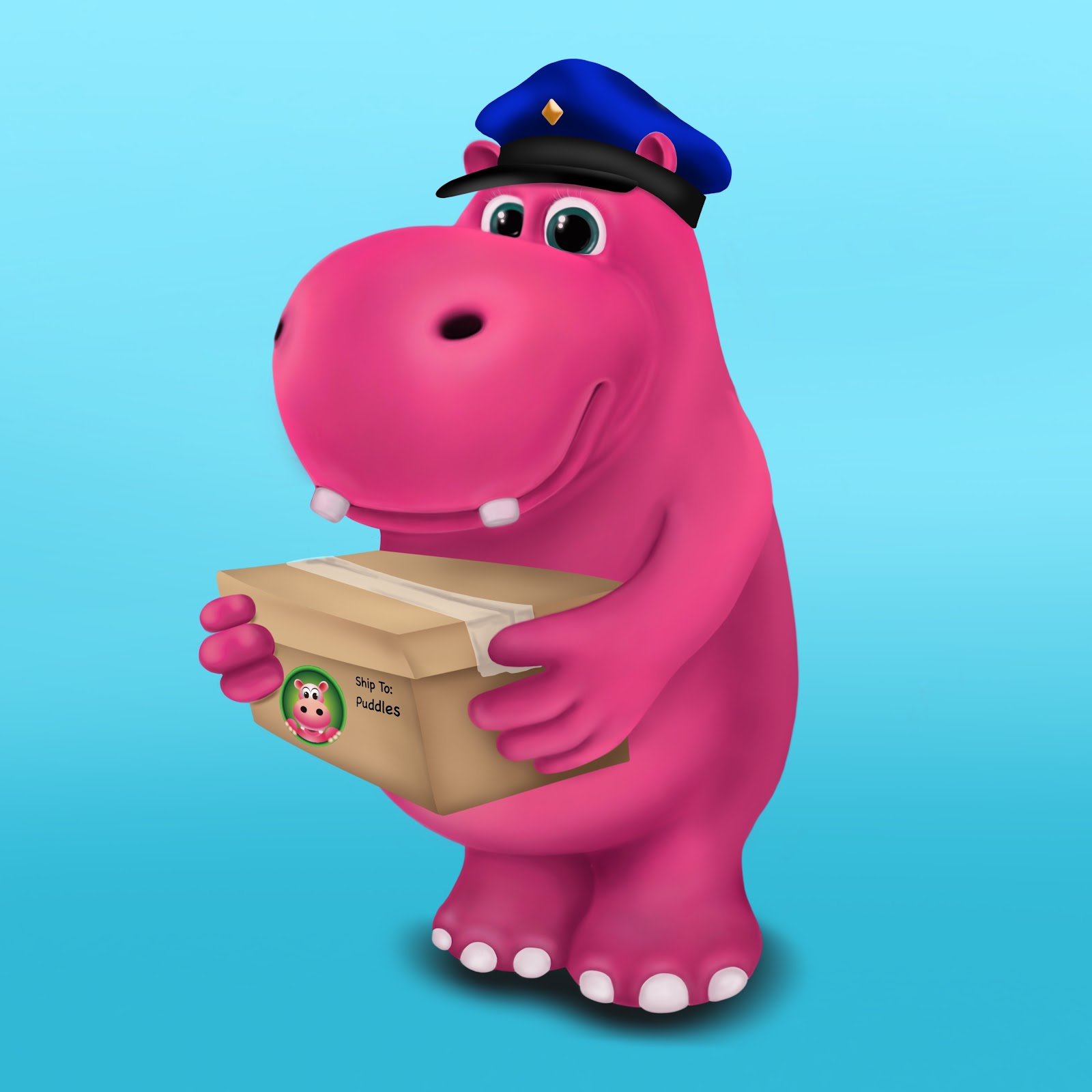 Shipping... Oh Shipping. Everything You Need to Know About Your Hippo Package!