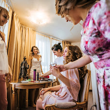 Wedding photographer Sergey Kalinin (SergeyKalinin). Photo of 30.09.2018