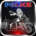 Xtreme Police Moto Racer Bike icon