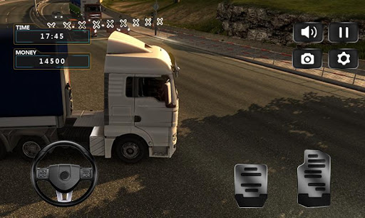 realistic truck simulator 2019 screenshot 3