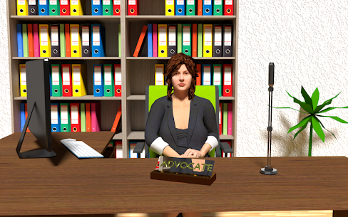 Virtual Lawyer Single Mom – Mother Simulator 1