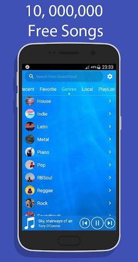 Free Music screenshot 7
