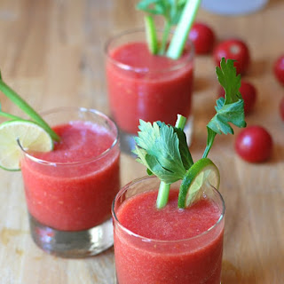 Fresh Tomato Bloody Mary