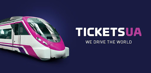 Tickets.ua train tickets for PC