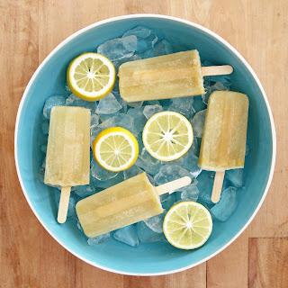 Lemon-Grapefruit Shandy Popsicles