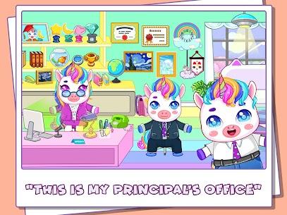 Mini Town: Unicorn School Mod Apk (Full Unlocked + No Ads) 2