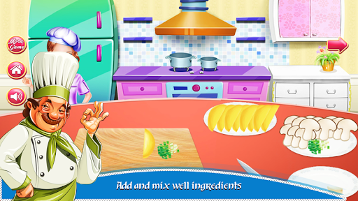Cooking Chicken Wings- Cooking Diary- Star Chef 1.0 screenshots 3