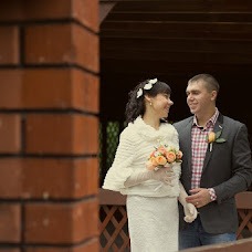 Wedding photographer Lyudmila Epanchinceva (fotomila). Photo of 17.10.2013